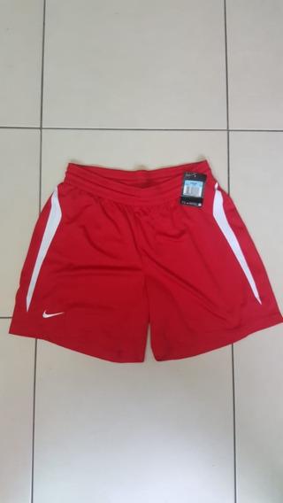 Short Nike Mujer Rojo Talla M Nuevo Con Etiqueta Envio Grati