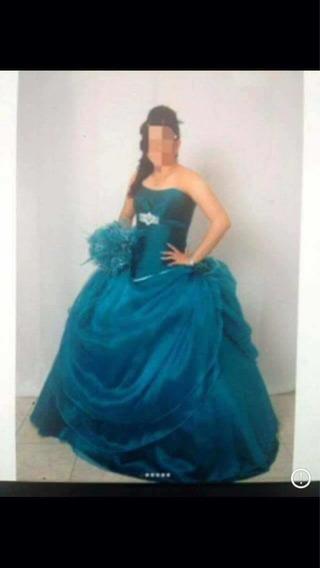 Vestido De Xv Años Sharon Original
