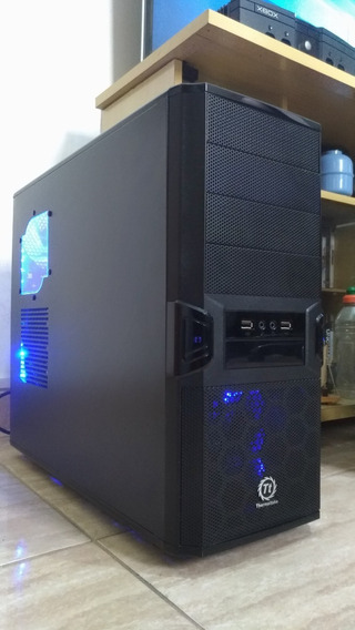 Pc Gamer I5 4570 - 8gb Ram - Gtx 1050 Ti 4 Gb