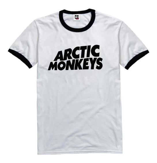 Remera De Mujer Artic Monkeys