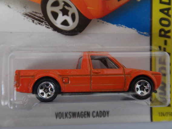 Hot Wheels Hw Off-road Volksagen Caddy # 124 Lacrado