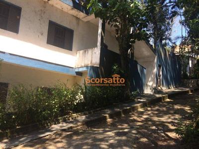 Chácara Residencial Para Venda E Locação, Jardim Valo Velho, Itapecerica Da Serra. - Ch0349