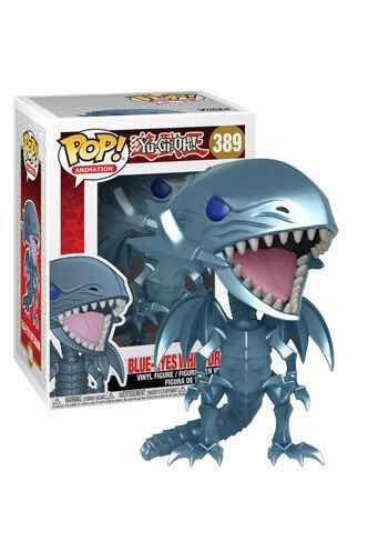 Funko Pop Dragon De Ojos Azules #389 Yu Gi Oh