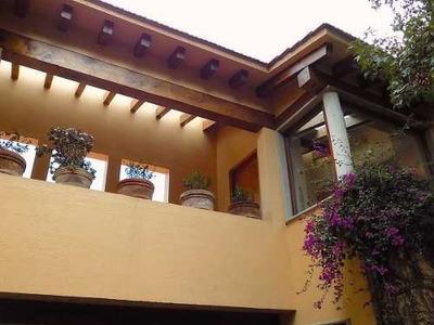 Lomas De Chapultepec Preciosa Residencia