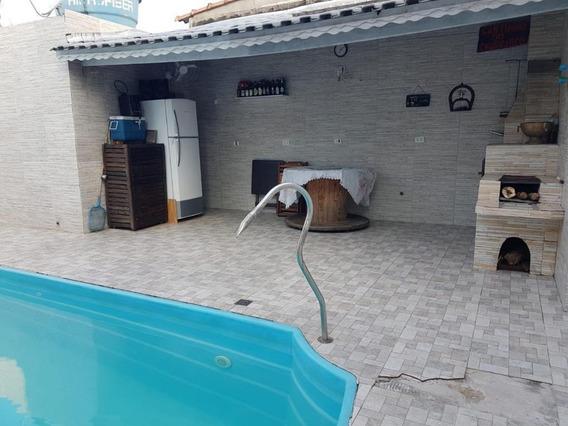 Casa Em Maracanã, Praia Grande/sp De 270m² 4 Quartos À Venda Por R$ 900.000,00 - Ca138881