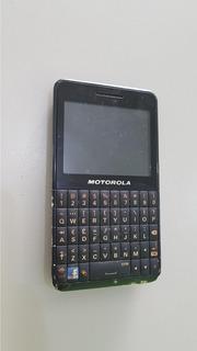 Celular Motorola Ex 225 Para Retirar Peças Os 17662