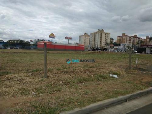 Terreno Para Venda Com 641,21 Metros Quadrados No Jardim De Itapoan Em Paulínia - Sp. - Te0334