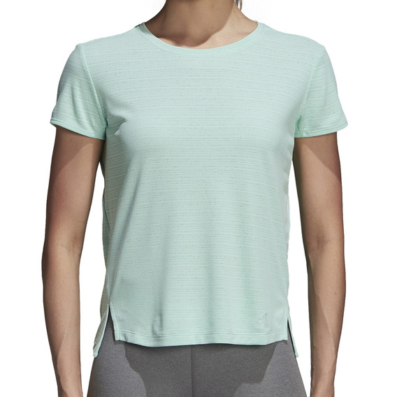 Remera adidas Training Freelift Chill Mujer Va