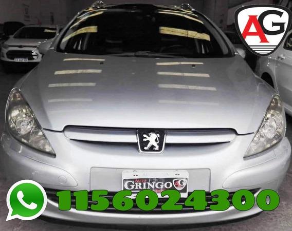 Peugeot 307 Sw Premium 2.0 Triptonic C/ Gnc 2005