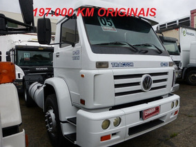 Vw 18310 C/197mil Km Original Volks 18.310 4532 4331 Mb 1935