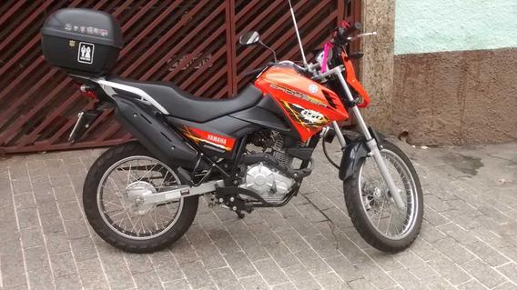 Yamaha 150 Crosser Pronta Para Trabalhar