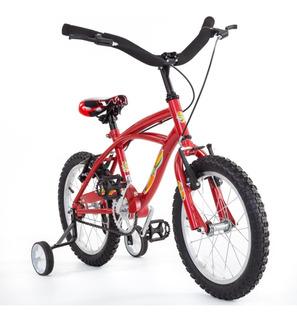 Bicicleta Niños M.hendel Playera R16 Varon Colores Varios