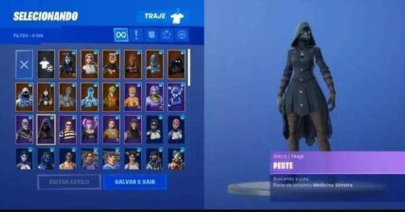 T*r*a*j*e Fortnite ( Ghoul Tropper) 120 Skins