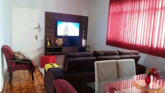 Apartamento Em Vila Valença, São Vicente/sp De 90m² 2 Quartos À Venda Por R$ 276.000,00 - Ap221624
