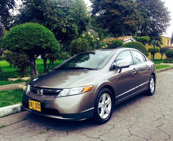 Honda Civic Ex S Sr Mecanivo 1.8