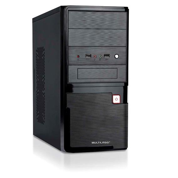 Computador Core I3 2100 3.10 Ghz + 4gb Ddr3 + Hd 500gb Novo
