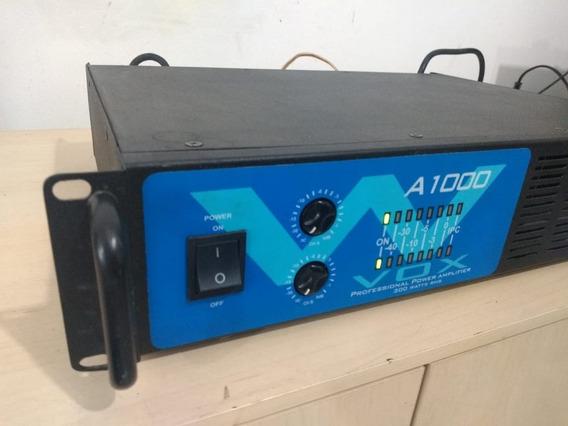 Amplificador A1000 Vox