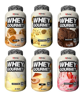 Kit 15 Unidade Whey Gourmet Fn 900g Best