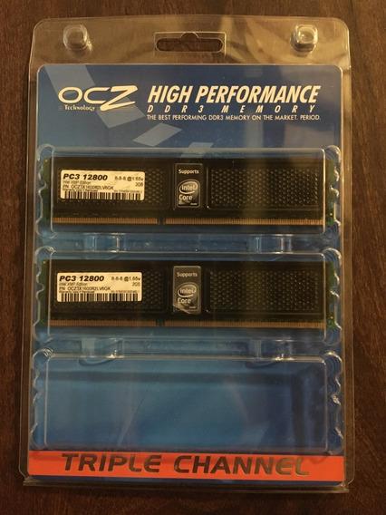 Memoria Ddr3 2gb Ocz 1600mhz Intel Xmp Edition