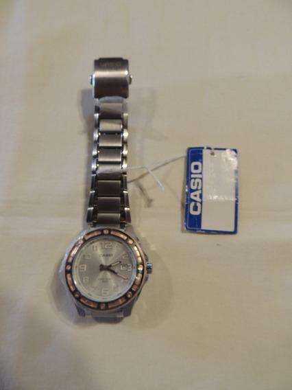 Relógio Casio Unisex Mod Mtp-1347d-7avdf-vr-50m