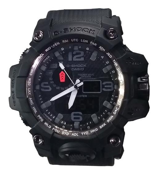 Relógio Masculino Preto Shoc Digital C/ Caixa Promoção