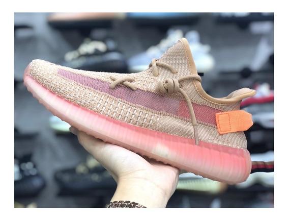 Tênis adidas Yeezy Boost 350 V2 Clay