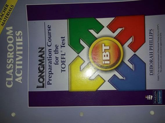 Toefl Teacher Materials - Livro Toefl Teste