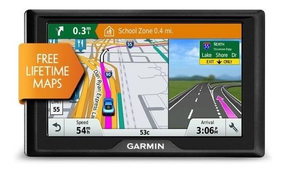 Gps Garmin Drive50 Lm - Com Mapas Brasil 2020 E Radares