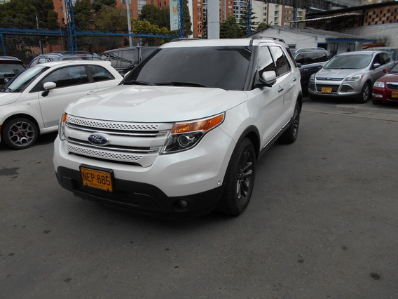Ford Explorer Limited 7 Puestos 3.5
