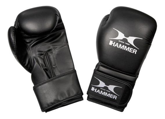 Guantes Box Nivel 2 Hammer Premium Training 8oz 10oz