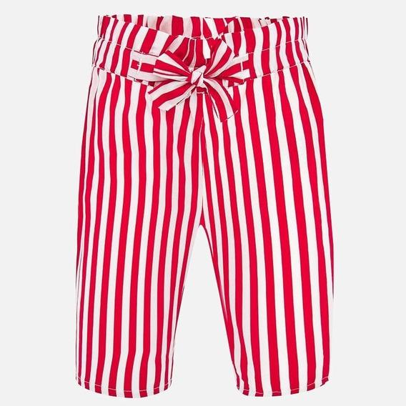 Pantalon Largo Popelin (rojo) Mca Mayoral