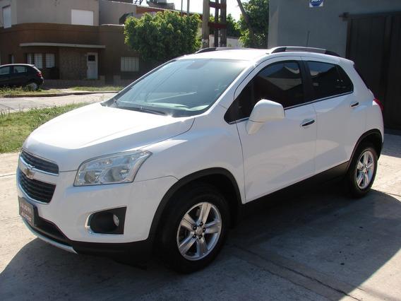 Chevrolet Tracker Ltz 1.8 Fwd Mt Año 2014 Nueva!! 47000 Kms