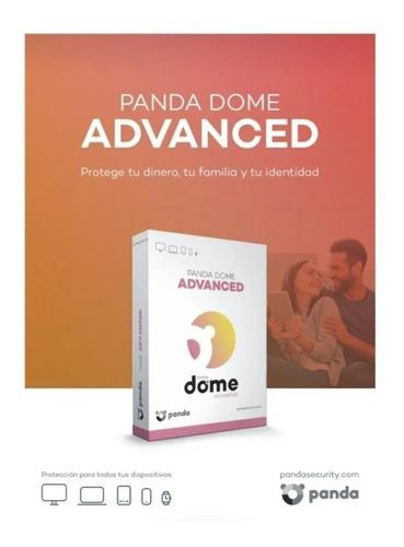 Imagen 1 de 3 de Panda Dome Advanced 1 Dispositivo 1 Año