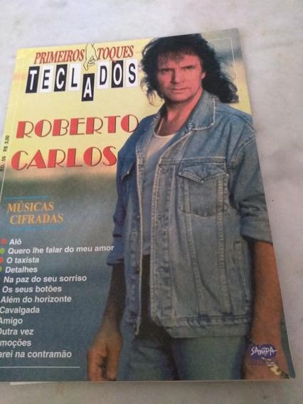 Primeiros Toques Teclados Roberto Carlos Ed 09