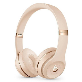 Fone De Ouvido Beats Solo 3 Wireless, Ouro - Muh42ll/a