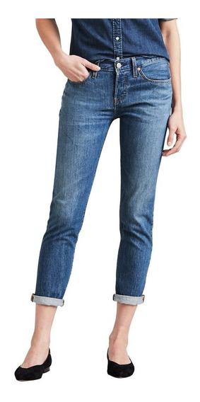 Calça Jeans Levis 501 Taper