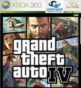 Gta 4, Midia Digital/ Xbox 360