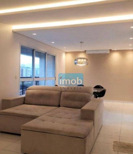 Imagem 1 de 15 de Apartamento Com 2 Dormitórios À Venda, 78 M² Por R$ 650.000,00 - Gonzaga - Santos/sp - Ap8022
