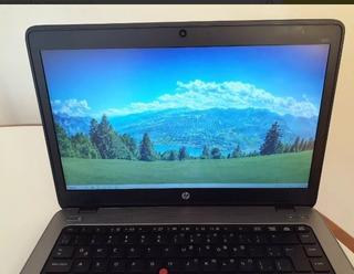 Notebook Hp 840 G1 - I5 4º Gen. - 8gb 500gb Aluminio Palermo