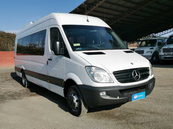 Bus Mercedes Benz Sprinter 515 19+1 2016 Semi Nuevo