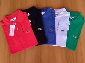 f1ef0bf483e Kit Camisas Masculinas Lacostes Para Revender - Calçados
