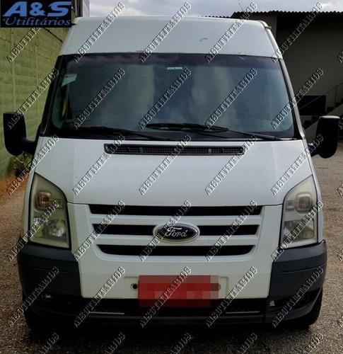 Ford Transit Ano 2011 Com Ar Ais Ref 789