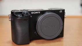Sony A6000, Pouquissimo Uso, Quase Zero. Só Corpo