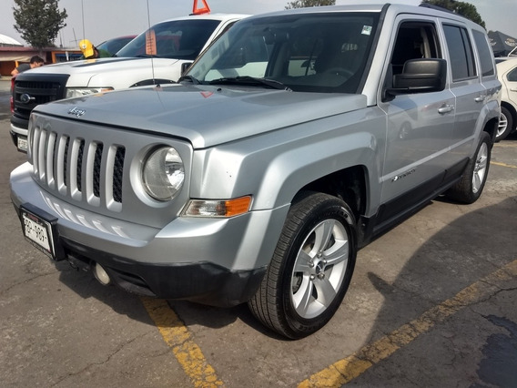 Jeep Patriot 2.4 Latitud Cvt