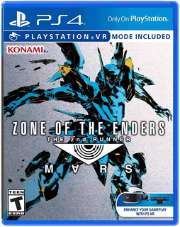 Zone Of The Enders The 2nd Runner - Digital - Ps4 - Manvicio