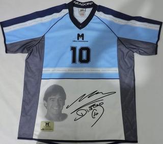 Camisa Comemorativa Diego Maradona - Linea Milla Argentina