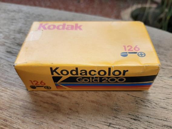 Filme Kodak Kodacolor Gold 200 Cartucho Lacrado Vencido