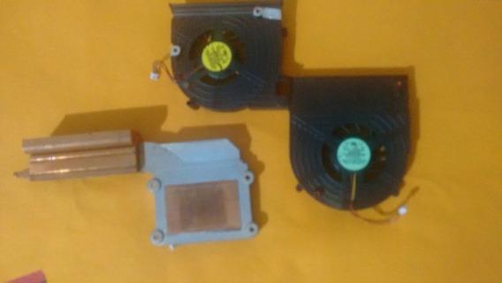 Cooler E Dissipador Toshiba Satélite A70-5249