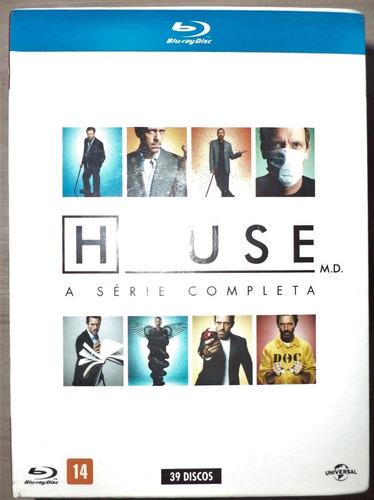 Bd House - Série Completa (lacrado)