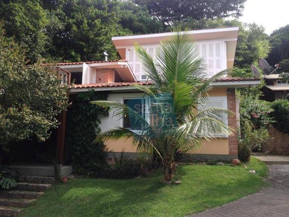 Casa Residencial À Venda, Lagoa Da Conceição, Florianópolis - Ca1186 - Ca1186